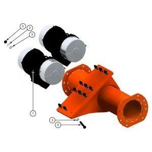 Motor Kit Swing Weight 2.5 HP