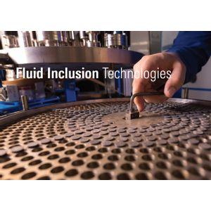 Fluid Inclusion Technologies -  Cuttings