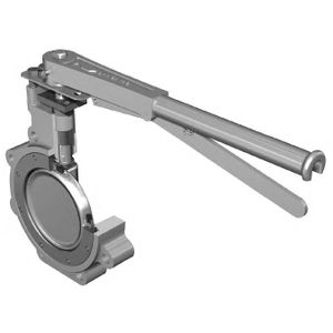 WKM Double Offset Butterfly Valve